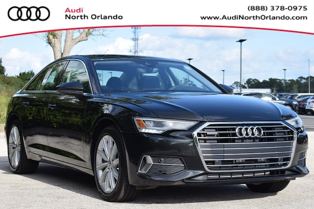 New 2019 Audi A6 45 Premium Sedan WAUD8AF28KN129275 KN129275 for sale in Sanford, FL near Orlando