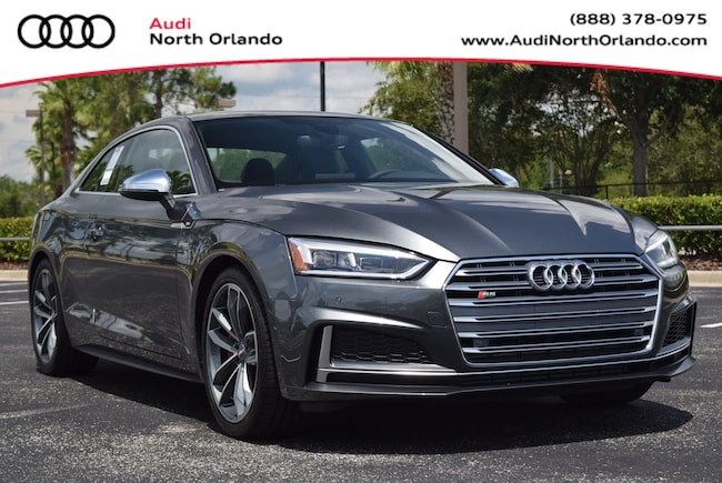 New 2018 Audi S5 3.0T Premium Plus Coupe Sanford