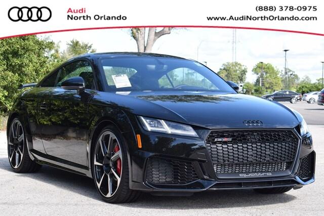 New 2019 Audi TT RS 2.5T Coupe WUAASAFV4K1901573 K1901573 for sale in Sanford, FL