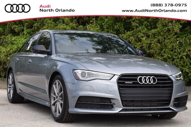 New 2018 Audi A6 2.0T Sport Sedan for sale in Sanford, FL