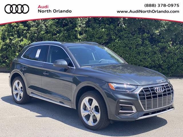 New 2021 Audi Q5 45 Prestige SUV WA1CAAFY0M2108961 M2108961 for sale in Sanford, FL near Orlando