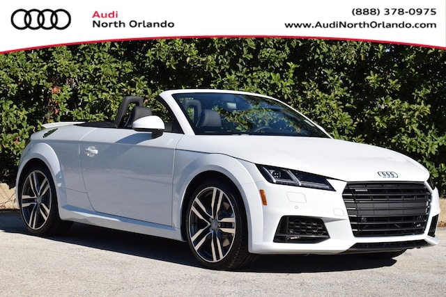 New 2020 Audi TT 2.0T Roadster TRUTECFV1L1002136 L1002136 for sale in Sanford, FL near Orlando