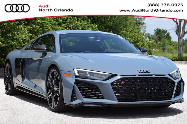 New 2020 Audi R8 5.2 V10 performance Coupe WUAKBAFX4L7900413 L7900413 for sale in Sanford, FL near Orlando