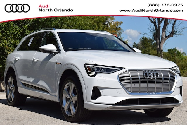 New 2019 Audi e-tron Premium Plus SUV WA1LAAGE6KB013516 KB013516 for sale in Sanford, FL