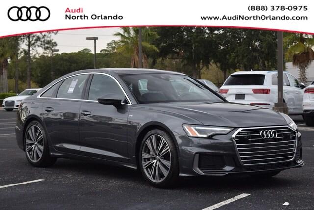 New 2019 Audi A6 For Sale Sanford Fl Waul2af22kn025622