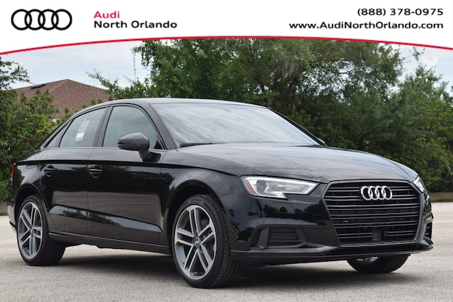 New 2020 Audi A3 2.0T Premium Sedan WAUAUGFF5LA074474 LA074474 for sale in Sanford, FL near Orlando