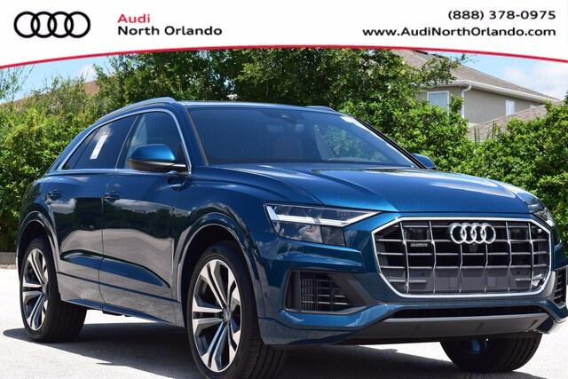 New 2020 Audi Q8 55 Premium Plus SUV WA1BVAF13LD024249 LD024249 for sale in Sanford, FL near Orlando