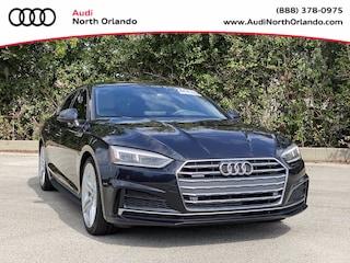 2018 Audi A5 Premium Plus Sportback