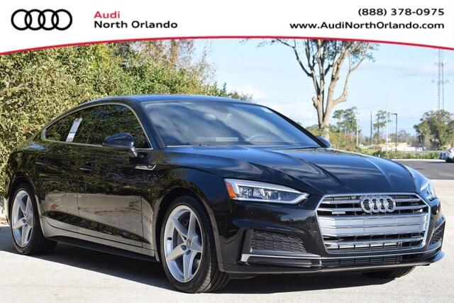 New 2019 Audi A5 2.0T Premium Sportback for sale in Sanford, FL