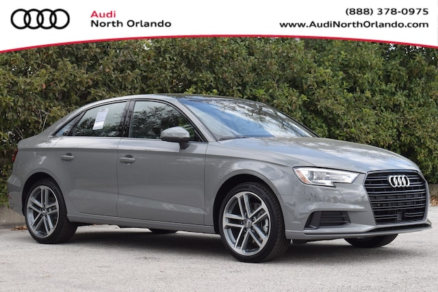 New 2020 Audi A3 2.0T Premium Sedan WAUAUGFF4LA040171 LA040171 for sale in Sanford, FL near Orlando