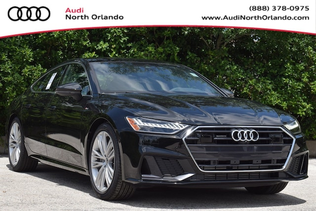 New 2019 Audi A7 3.0T Premium Plus Hatchback WAUU2AF28KN123509 KN123509 for sale in Sanford, FL near Orlando