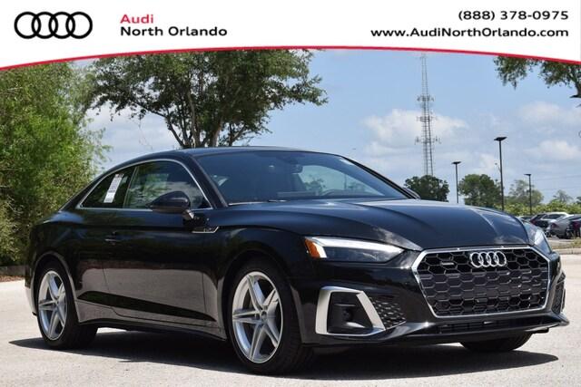 New 2020 Audi A5 2.0T Premium Plus Coupe WAUTNAF53LA003817 LA003817 for sale in Sanford, FL near Orlando