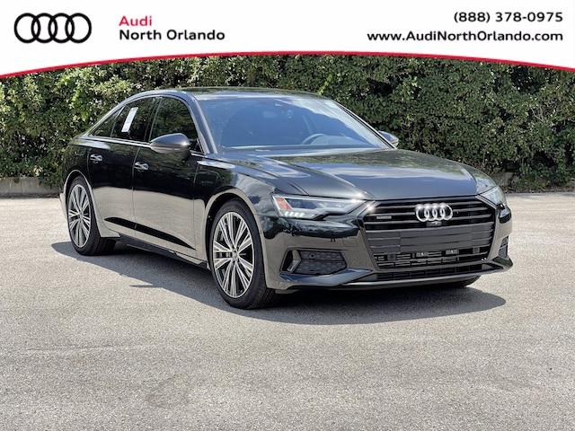 New 2021 Audi A6 45 Sport Premium Sedan WAUD3AF23MN075854 MN075854 for sale in Sanford, FL near Orlando