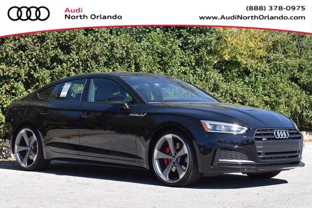 New 2019 Audi S5 3.0T Premium Plus Sportback WAUB4CF58KA097654 KA097654 for sale in Sanford, FL near Orlando