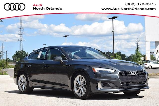 New 2020 Audi A5 2.0T Premium Plus Sportback WAUCNCF50LA001714 LA001714 for sale in Sanford, FL near Orlando
