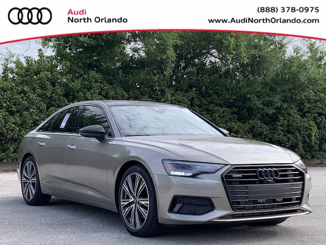 New 2021 Audi A6 45 Sport Premium Sedan WAUD3AF26MN066842 MN066842 for sale in Sanford, FL near Orlando