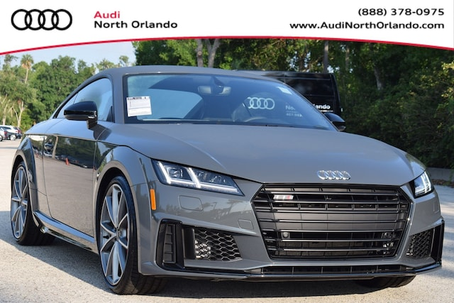 New 2019 Audi TTS 2.0T Coupe for sale in Sanford, FL