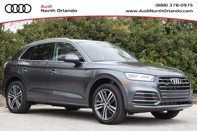 New 2020 Audi Q5 e 55 Premium Plus SUV WA1E2AFY2L2049562 L2049562 for sale in Sanford, FL near Orlando
