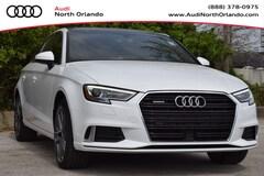 New 2019 Audi A3 2.0T Premium Sedan WAUBEGFF8K1017573 for sale in Sanford, FL