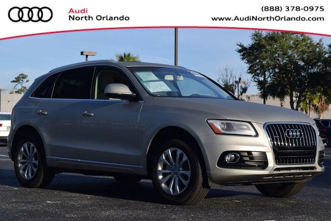 Used  2016 Audi Q5 Premium SUV Sanford