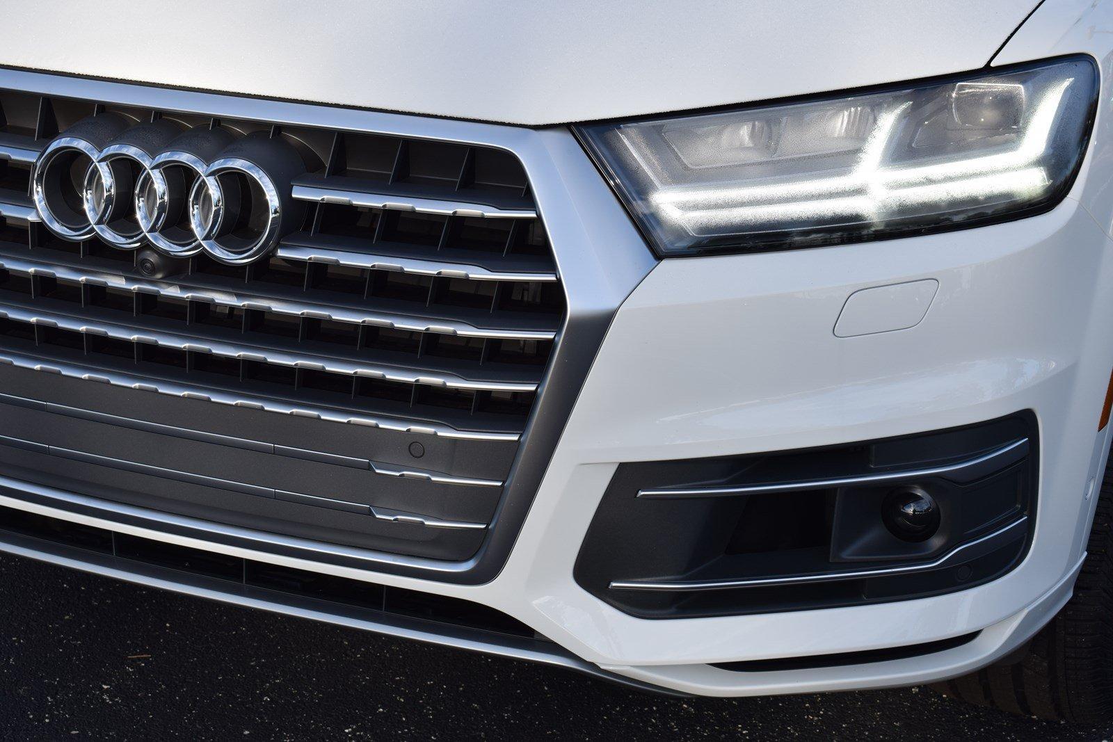 New 2019 Audi Q7 For Sale   Sanford FL   WA1LAAF79KD002131