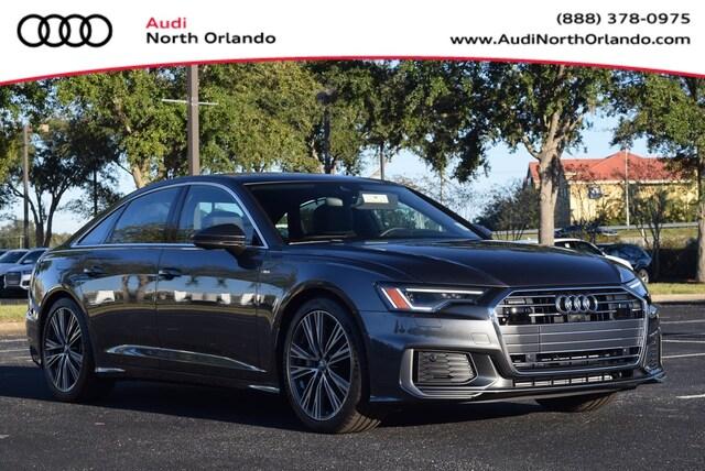 New 2019 Audi A6 For Sale Sanford Fl Waul2af29kn024774