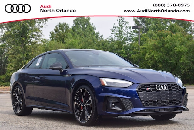 New 2020 Audi S5 3.0T Prestige Coupe WAUR4AF57LA002098 LA002098 for sale in Sanford, FL near Orlando