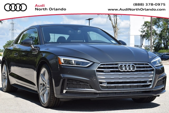 New 2019 Audi A5 2.0T Premium Plus Coupe WAUTNAF55KA045338 KA045338 for sale in Sanford, FL near Orlando