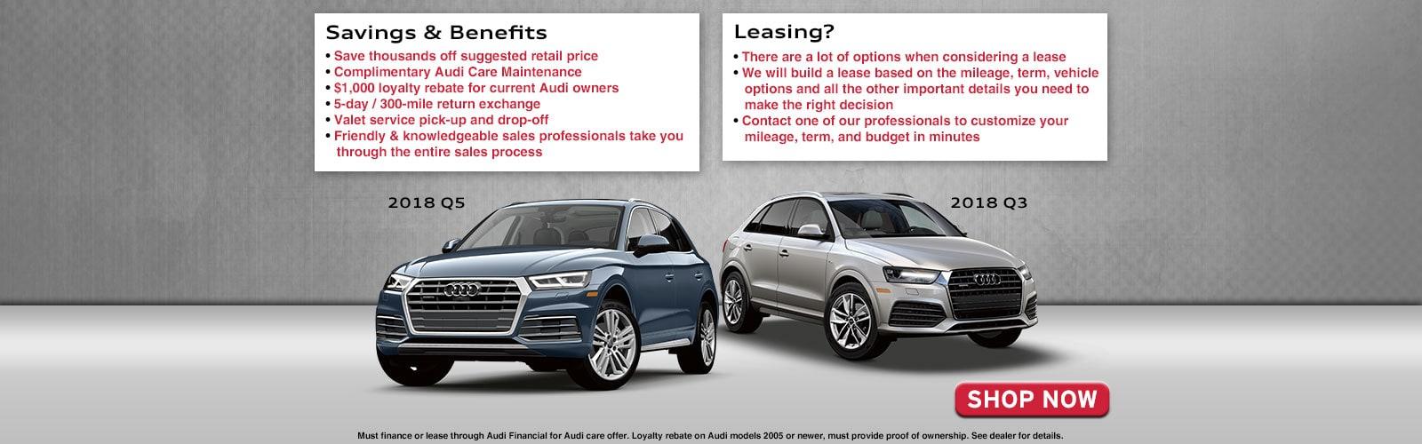 Audi North Orlando Audi Sales Service In Sanford FL - Audi car finance