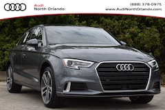 New 2019 Audi A3 2.0T Premium Sedan WAUAUGFF1K1022256 for sale in Sanford, FL