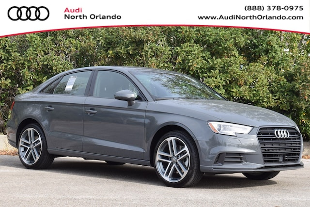 New 2020 Audi A3 2.0T Premium Sedan WAUAUGFF3LA040405 LA040405 for sale in Sanford, FL near Orlando