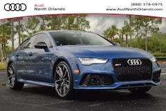 New 2018 Audi RS 7 4.0T performance Hatchback for sale in Sanford, FL