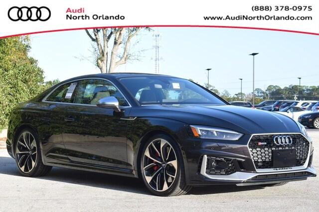 New 2019 Audi RS 5 2.9T Coupe WUAPWAF50KA907658 KA907658 for sale in Sanford, FL near Orlando