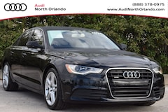 Used 2014 Audi A6 3.0T Premium Plus Sedan for sale in Sanford, FL