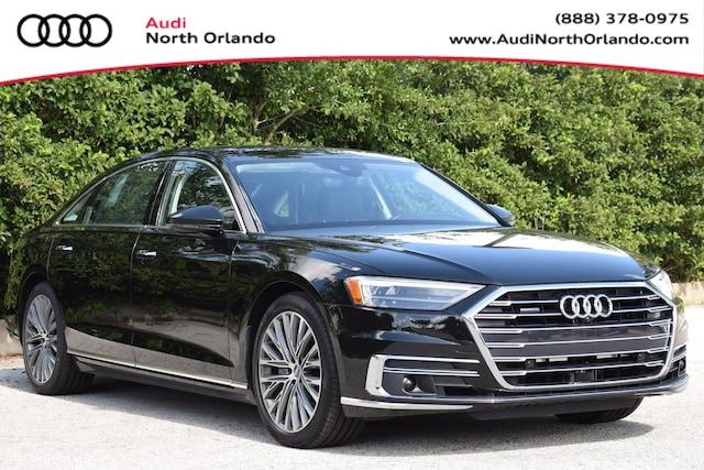 New 2019 Audi A8 L 3.0T Sedan WAU8DAF85KN008690 KN008690 for sale in Sanford, FL near Orlando