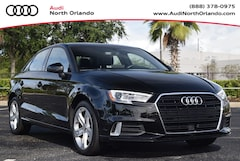 Certified Pre-owned 2018 Audi A3 Premium Sedan for sale in Sanford, FL