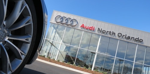 About Audi North Orlando Audi Dealership Near Orlando FL - Audi north orlando