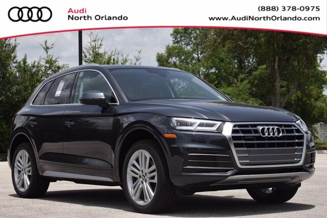 New 2020 Audi Q5 45 Premium Plus SUV WA1BNAFY6L2084924 L2084924 for sale in Sanford, FL near Orlando