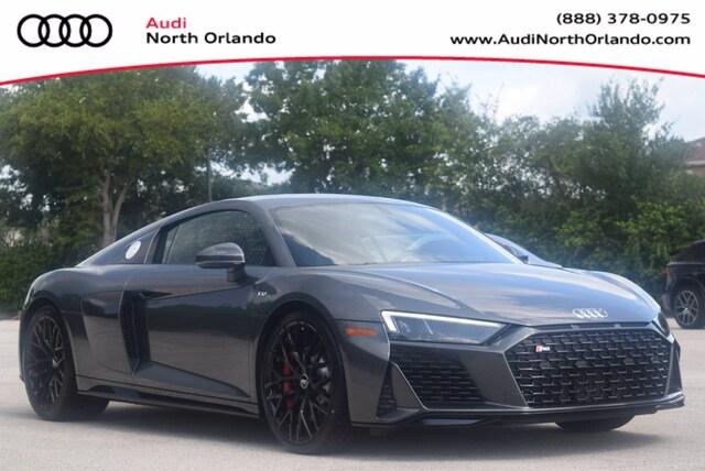 New 2020 Audi R8 5.2 V10 Coupe WUAEEAFX4L7901419 L7901419 for sale in Sanford, FL near Orlando