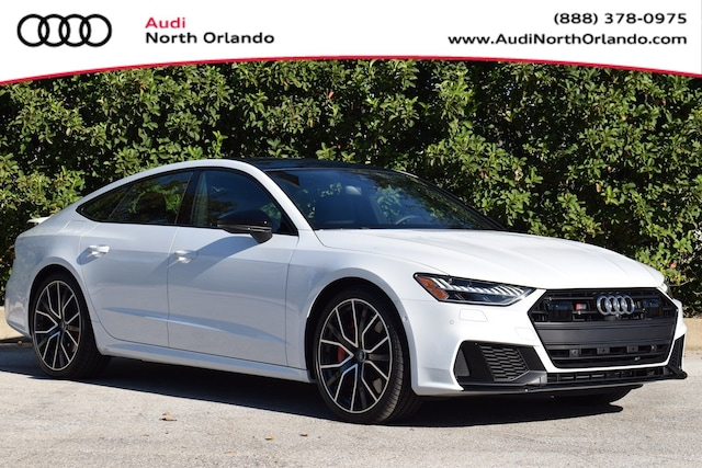 New 2020 Audi S7 2.9T Premium Plus Hatchback WAUPFAF25LN015514 LN015514 for sale in Sanford, FL near Orlando
