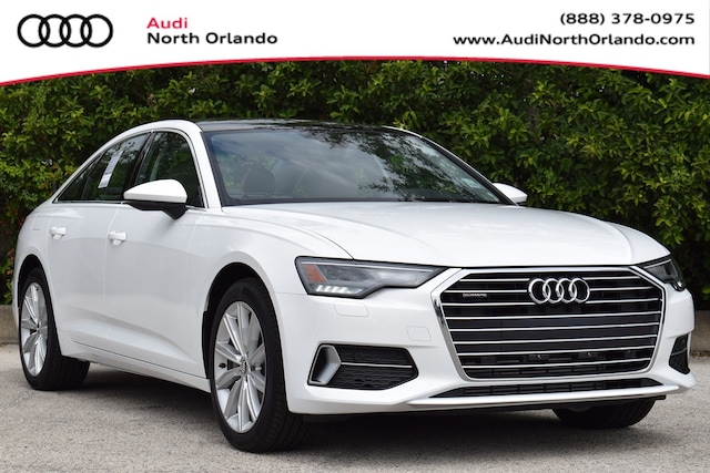 New 2019 Audi A6 45 Premium Sedan WAUD8AF22KN130020 KN130020 for sale in Sanford, FL near Orlando