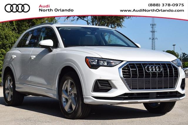 New 2020 Audi Q3 45 Premium SUV WA1AECF32L1008148 L1008148 for sale in Sanford, FL