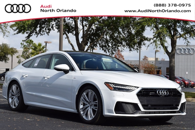 New 2019 Audi A7 3.0T Premium Plus Hatchback for sale in Sanford, FL