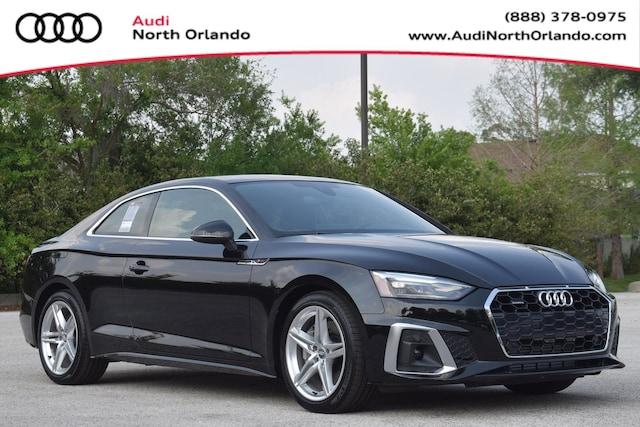 New 2020 Audi A5 2.0T Premium Coupe WAUSNAF57LA003430 LA003430 for sale in Sanford, FL near Orlando
