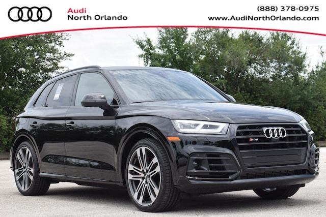 New 2020 Audi SQ5 3.0T Prestige SUV WA1C4AFY1L2083266 L2083266 for sale in Sanford, FL near Orlando