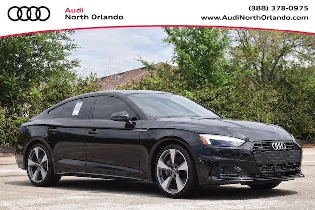 New 2020 Audi A5 2.0T Premium Plus Sportback WAUCNCF5XLA001378 LA001378 for sale in Sanford, FL near Orlando