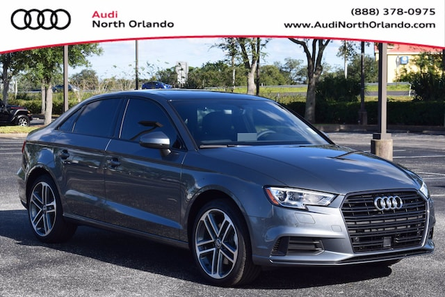 New 2020 Audi A3 2.0T Premium Sedan WAUAUGFF3LA103759 LA103759 for sale in Sanford, FL near Orlando