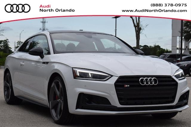 New 2019 Audi S5 3.0T Prestige Coupe for sale in Sanford, FL
