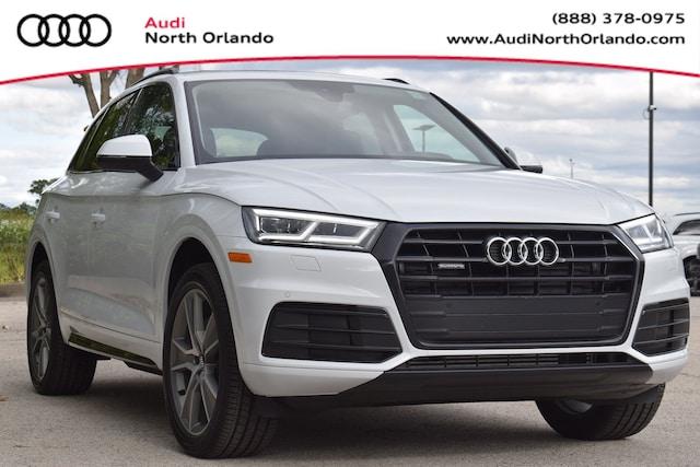 New 2019 Audi Q5 2.0T Premium Plus SUV for sale in Sanford, FL