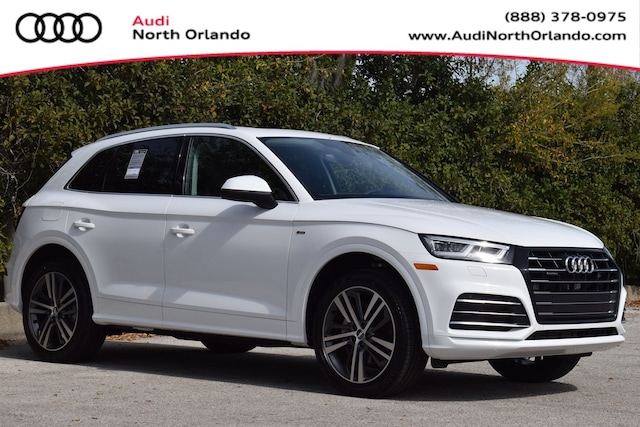 New 2020 Audi Q5 e 55 Premium Plus SUV WA1E2AFY1L2046085 L2046085 for sale in Sanford, FL near Orlando
